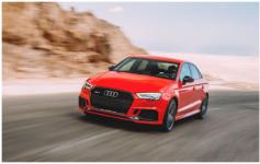 Audi A3 Komfort 2.0 TFSI Sedan Quattro 2019