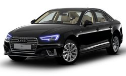 Audi A4 35 TDI Technology