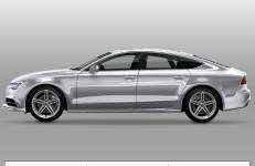 Audi A7 55 TFSl Quattro Progressiv 2019