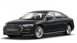 Audi A8 60 TFSI quattro 2021