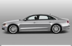 Audi A8 L 4.0 TFSl Quattro Tiptronic 2018