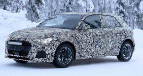 Audi Q1 2021