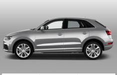 Audi Q3 2.0 TFSl Quattro Progressiv 2018