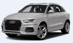 Audi Q3 2.0 TFSl Quattro Technik 2018