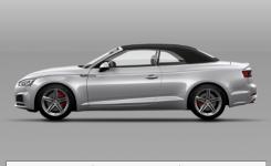 Audi S5 3.0 TFSI Quattro Progressiv Cabriolet 2018