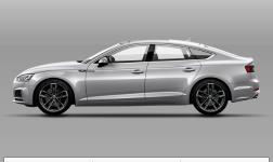 Audi S5 Sportback 3.0 TFSI Quattro Progressiv 2018