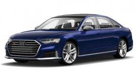 Audi S8 L 4.0 TFSI 2021