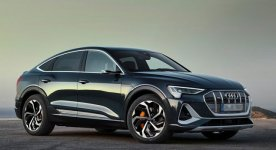 Audi e-tron Premium Sportback 2021