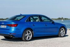 Audi A4 TFSI Quattro