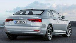 Audi A5 50 TFSI Quattro Coupe