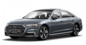 Audi A8 Hybrid L 60 TFSI quattro e Plug-in hybrid 2021