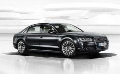 Audi A8 W12 6.3L FSI quattro tiptronic