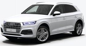 Audi Q5 45 TFSI quattro S Technology 2020