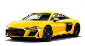 Audi R8 Coupe V10 RWD 2021