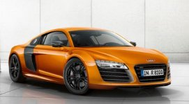 Audi R8 Coupe V8 4.2L FSI quattro Manual