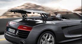 Audi R8 Spyder V10 5.2L FSI quattro S tronic