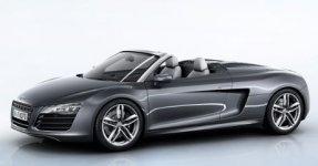 Audi R8 Spyder V8 4.2L FSI quattro S tronic