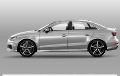 Audi RS3 2.5 TFSI Quattro S tronic 2018