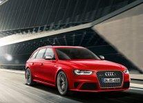 Audi RS4 4.2L FSI quattro S tronic