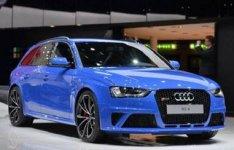 Audi RS4 TDI ultra