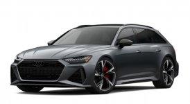 Audi RS6 Avant 2022