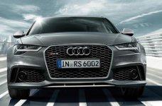 Audi RS6 Avant 4.0L TFSI quattro tiptronic