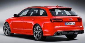 Audi RS6 TFSI quattro