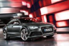 Audi RS7 4.0L TFSI quattro tiptronic