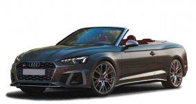 Audi S5 Convertible Prestige 2022