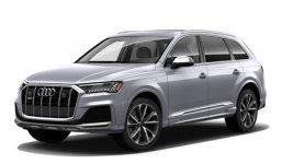 Audi SQ7 4.0T Premium Plus quattro 2022