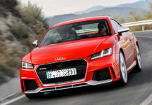 Audi TT S Coupe 2018