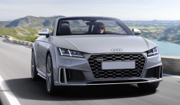 Audi TT S Roadser 2018