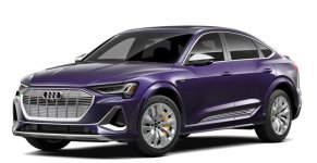 Audi e-tron Prestige 2022