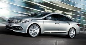 Hyundai Azera 3.0L