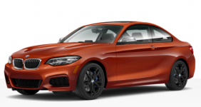 BMW 2 Series M240i xDrive Coupe 2019