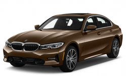 BMW 3 Series 330e Plug-In Hybrid North America 2021
