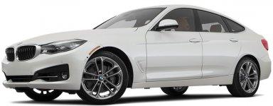 BMW 3 Series 340i xDrive Gran Turismo 2019