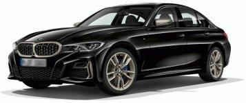 BMW 3 Series M340i xDrive Sedan 2020
