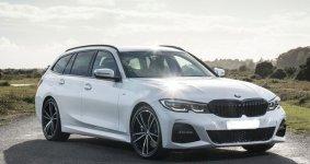 BMW 3 Series Touring (UK) 2020