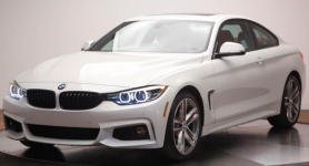 BMW 4-Series 440i Coupe 2019