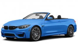 BMW 4 Series M4 Cabriolet 2020
