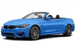 BMW 4 Series M4 Cabriolet 2020