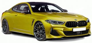 BMW 4 Serise M4 Coupe 2020