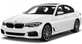 BMW 5 Series 540i xDrive 2019