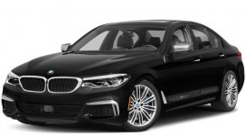 BMW 5 Series 550i xDrive 2019