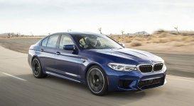 BMW 5 Series M5 2019