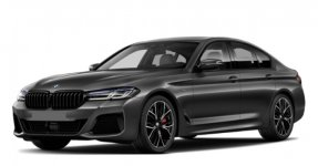 BMW 5 Series M550i xDrive 2021