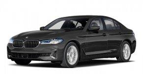 BMW 530e Plug-In Hybrid 2021