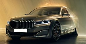 BMW 7 Series 730Ld DPE 2019