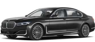 BMW 7 Series 740i xDrive 2020